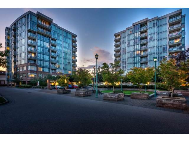12079 Harris Road #1006, Pitt Meadows, BC V3Y 0C7 (#R2404053) :: RE/MAX City Realty