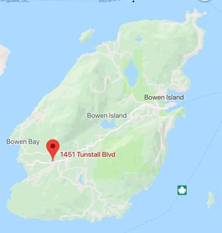 1451 Tunstall Boulevard, Bowen Island, BC V0N 1G2 (#R2404300) :: RE/MAX City Realty