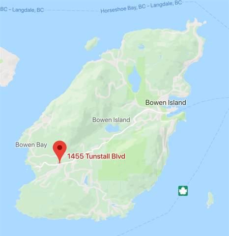 1455 Tunstall Boulevard, Bowen Island, BC V0N 1G2 (#R2404301) :: RE/MAX City Realty
