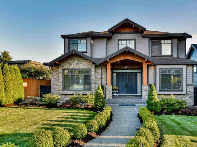 417 W 15TH Street, North Vancouver, BC V7M 1S7 (#R2404457) :: RE/MAX City Realty