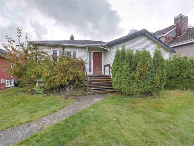 230 Peveril Avenue, Vancouver, BC V5Y 2L4 (#R2404657) :: RE/MAX City Realty