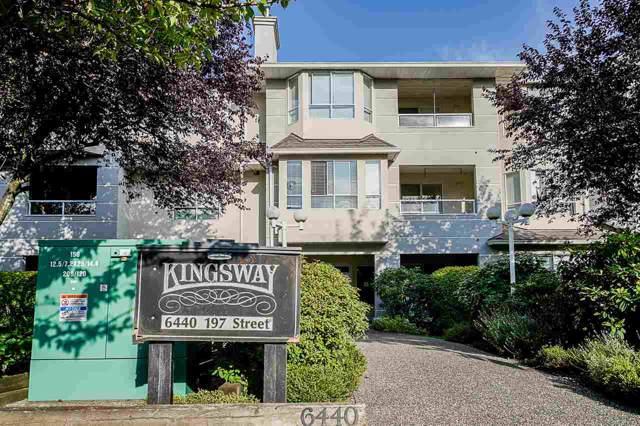 6440 197 Street #207, Langley, BC V2Y 1H9 (#R2404774) :: RE/MAX City Realty