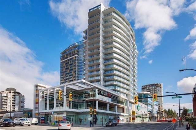 112 E 13TH Street #1002, North Vancouver, BC V7L 0E4 (#R2404786) :: RE/MAX City Realty