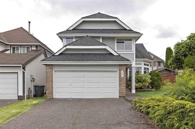 2781 Goldstream Crescent, Coquitlam, BC V3C 5G9 (#R2404835) :: RE/MAX City Realty