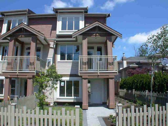7400 Heather Street #10, Richmond, BC V6Y 2P6 (#R2404885) :: RE/MAX City Realty