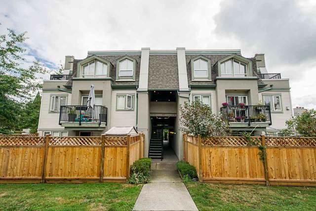 217 Begin Street #126, Coquitlam, BC V3K 4V4 (#R2404944) :: RE/MAX City Realty