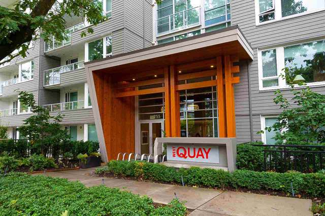 255 W 1ST Street #412, North Vancouver, BC V7M 3G8 (#R2405077) :: RE/MAX City Realty