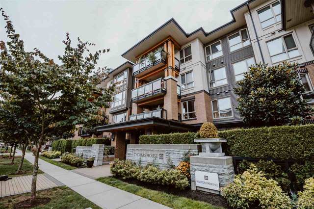 1150 Kensal Place #118, Coquitlam, BC V3B 0H4 (#R2405097) :: RE/MAX City Realty