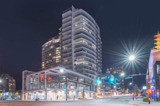 112 E 13 Street #908, North Vancouver, BC V7L 0E4 (#R2405108) :: RE/MAX City Realty