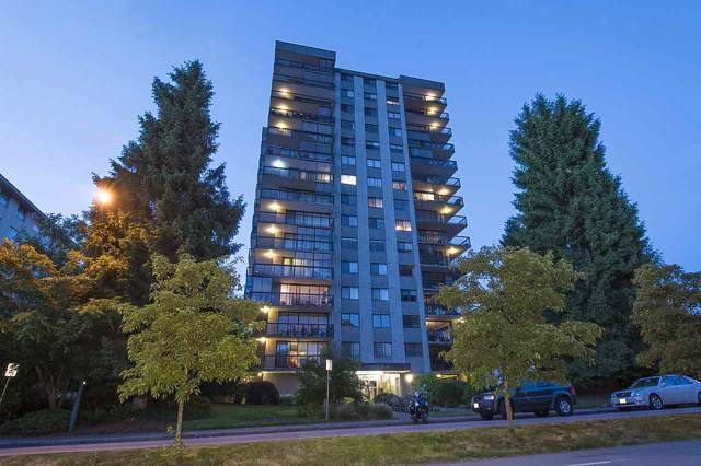 114 W Keith Road #502, North Vancouver, BC V7M 3C9 (#R2405111) :: RE/MAX City Realty
