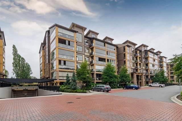 8067 207 Street #622, Langley, BC V2Y 0P1 (#R2405114) :: RE/MAX City Realty