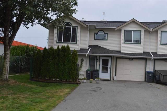 17968 56A Avenue #4, Surrey, BC V3S 5H4 (#R2405224) :: RE/MAX City Realty