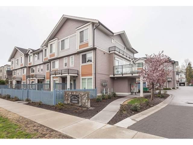 14660 105A Avenue #16, Surrey, BC V3R 5X9 (#R2405226) :: RE/MAX City Realty