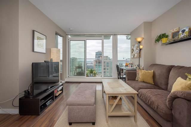 135 E 17TH Street #1608, North Vancouver, BC V7L 0C4 (#R2405234) :: RE/MAX City Realty