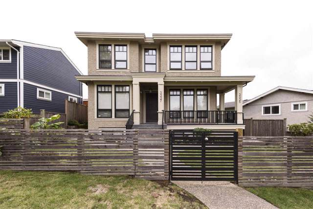 3337 Worthington Drive, Vancouver, BC V5M 3X2 (#R2405278) :: Vancouver Real Estate