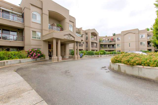2109 Rowland Street #329, Port Coquitlam, BC V3C 6J4 (#R2405294) :: Vancouver Real Estate