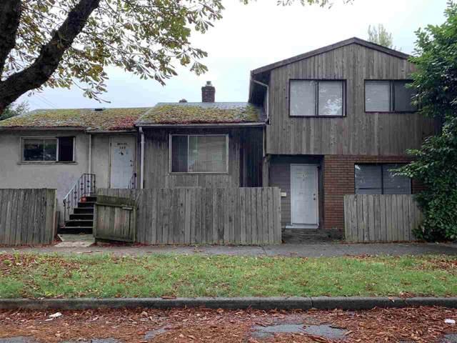 187 E 39TH Avenue, Vancouver, BC V5W 1J9 (#R2405312) :: Vancouver Real Estate