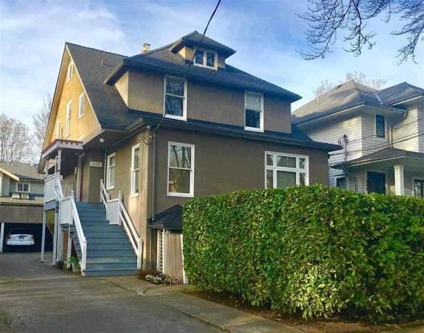435 W 14TH Avenue, Vancouver, BC V5Y 1X5 (#R2405336) :: Vancouver Real Estate