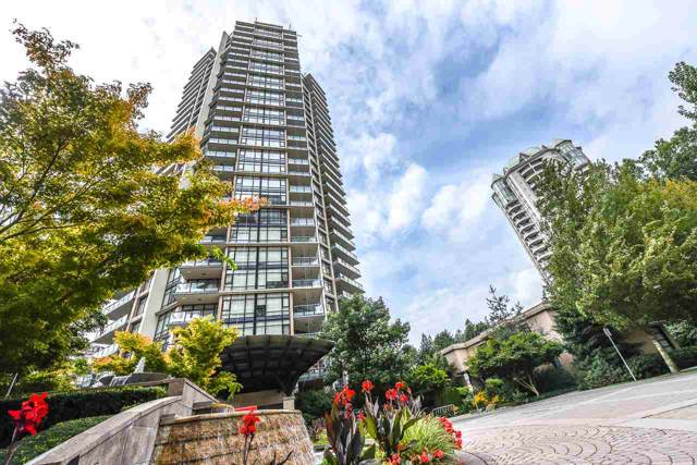 6188 Wilson Avenue #801, Burnaby, BC V5H 0A5 (#R2405356) :: RE/MAX City Realty