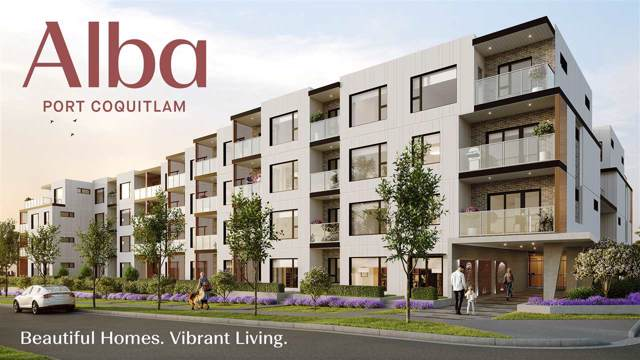 2345 Rindall Avenue #205, Coquitlam, BC V3C 1V3 (#R2405371) :: Vancouver Real Estate