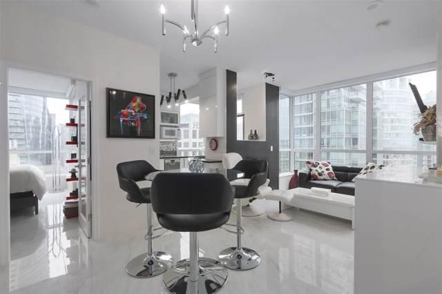 1239 W Georgia Street #2502, Vancouver, BC V6E 4R8 (#R2405395) :: Vancouver Real Estate