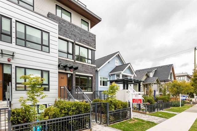 363 E 16TH Avenue, Vancouver, BC V5T 2T7 (#R2405397) :: Vancouver Real Estate