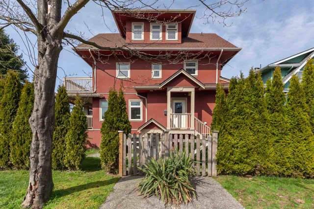3185 W 3RD Avenue, Vancouver, BC V6K 1N2 (#R2405808) :: Vancouver Real Estate