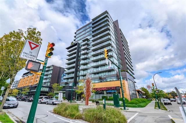 8588 Cornish Street #509, Vancouver, BC V6P 0C1 (#R2406171) :: Macdonald Realty