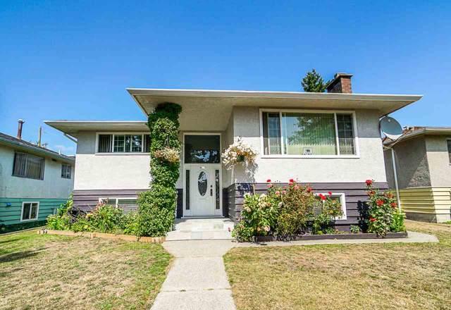 1437 E 63RD Avenue, Vancouver, BC V5P 2L6 (#R2406701) :: Macdonald Realty