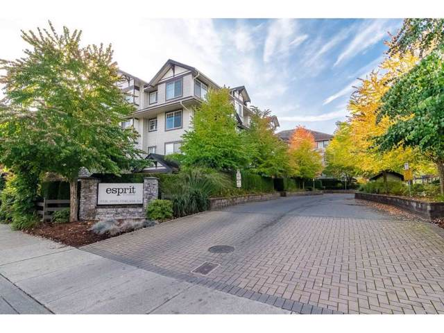 19340 65 Avenue #209, Surrey, BC V4N 0A3 (#R2406727) :: Macdonald Realty