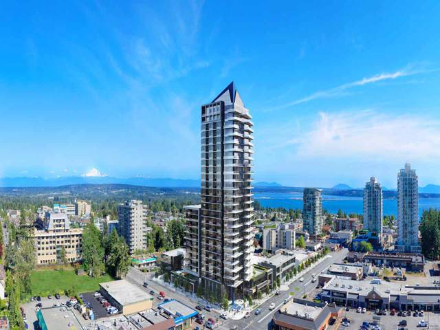 1588 Johnston Road #801, White Rock, BC V4B 3Z7 (#R2406855) :: Macdonald Realty