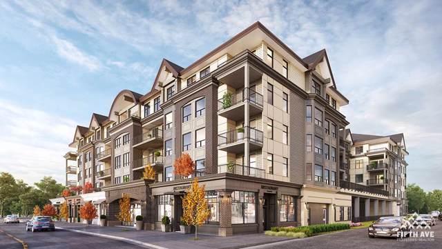 2485 Montrose Avenue #427, Abbotsford, BC N0N 0N0 (#R2407076) :: Macdonald Realty