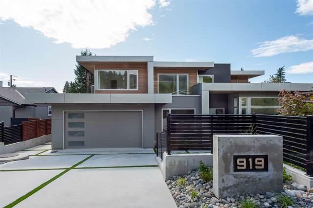 919 Leovista Avenue, North Vancouver, BC V7R 1R1 (#R2407197) :: Macdonald Realty