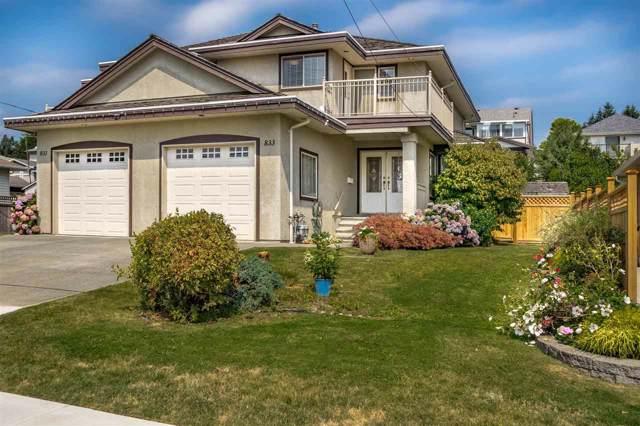 833 Quadling Avenue, Coquitlam, BC V3K 2A3 (#R2407327) :: Premiere Property Marketing Team