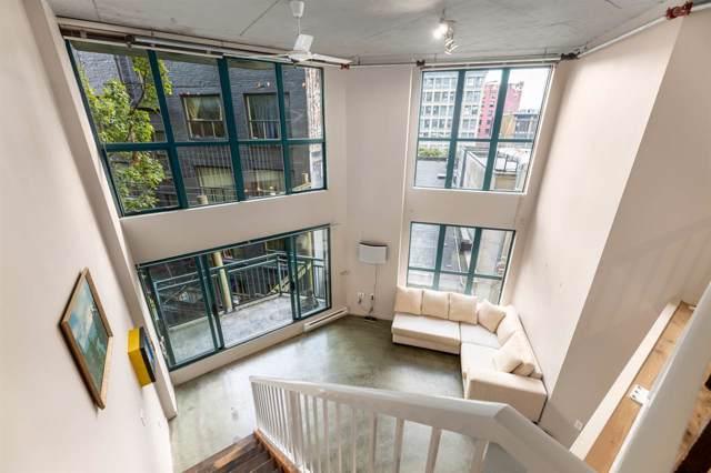 22 E Cordova Street #419, Vancouver, BC V6A 1K2 (#R2407364) :: Ben D'Ovidio Personal Real Estate Corporation | Sutton Centre Realty