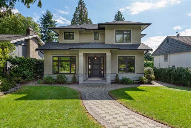 1032 Lawson Avenue, West Vancouver, BC V7T 2E2 (#R2410130) :: RE/MAX City Realty