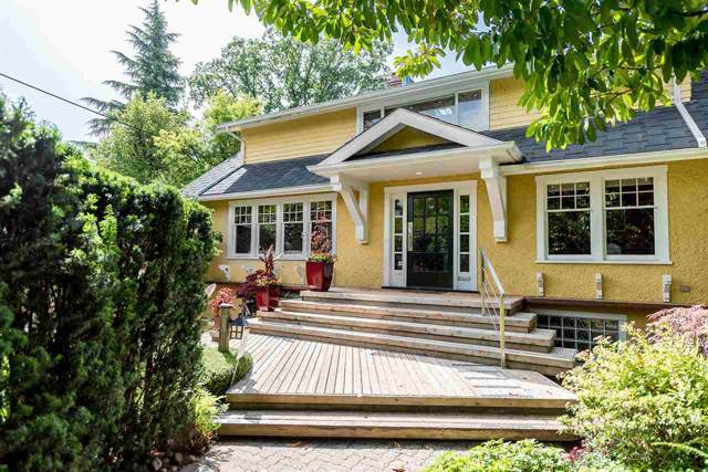 1856 W 29TH Avenue, Vancouver, BC V6J 2Z7 (#R2411701) :: Macdonald Realty