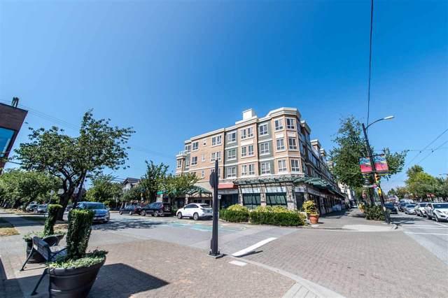 1503 W 66TH Avenue #308, Vancouver, BC V6P 2R8 (#R2412717) :: Macdonald Realty