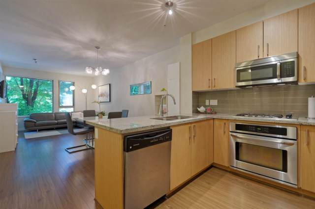 119 W 22ND Street #212, North Vancouver, BC V7M 0B4 (#R2412943) :: RE/MAX City Realty