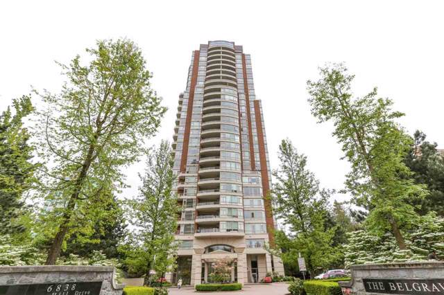 6838 Station Hill Drive #2303, Burnaby, BC V3N 5A4 (#R2412956) :: Ben D'Ovidio Personal Real Estate Corporation | Sutton Centre Realty