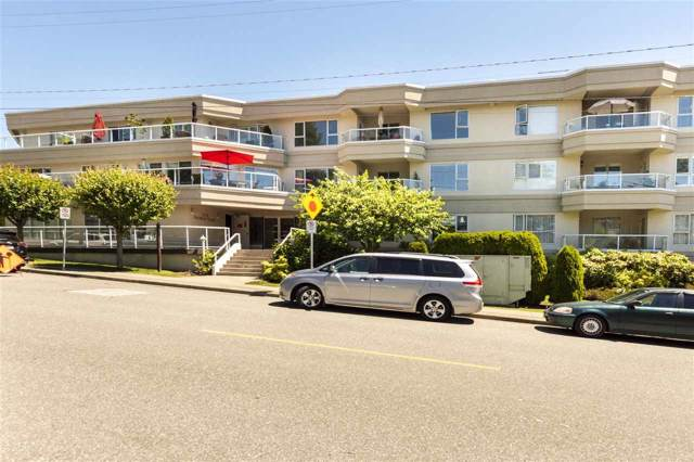 1378 George Street #201, White Rock, BC V4B 3Z9 (#R2412963) :: RE/MAX City Realty