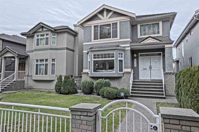 8515 Cornish Street, Vancouver, BC V6P 5B7 (#R2413006) :: Macdonald Realty
