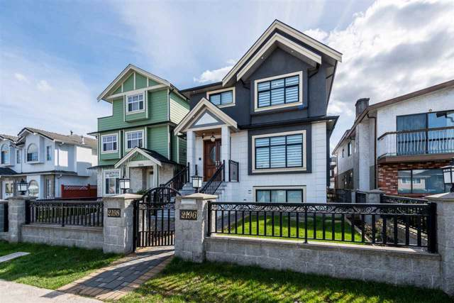 2198 E 33RD Avenue, Vancouver, BC V5N 3G1 (#R2413108) :: Six Zero Four Real Estate Group