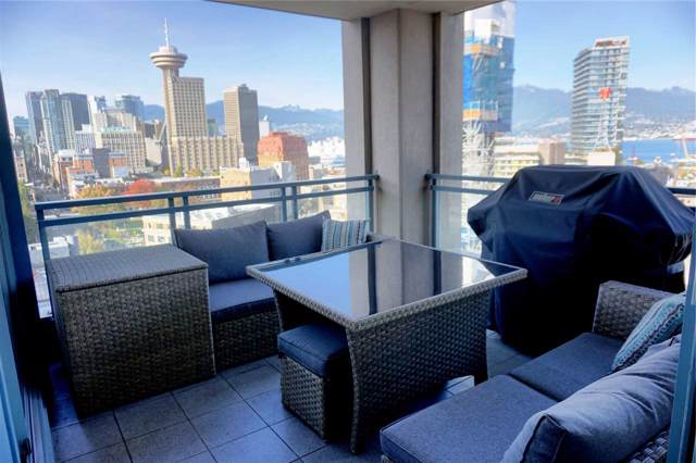 183 Keefer Place #1702, Vancouver, BC V6B 6B9 (#R2413405) :: RE/MAX City Realty