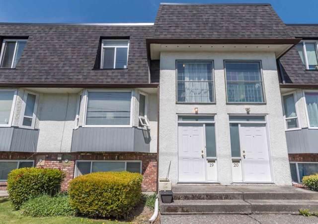 8311 Steveston Highway #19, Richmond, BC V7A 1M4 (#R2413445) :: RE/MAX City Realty