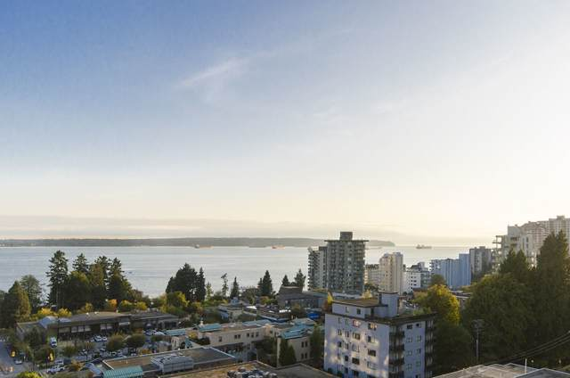 650 16TH Street #1104, West Vancouver, BC V7V 3R9 (#R2413507) :: Six Zero Four Real Estate Group