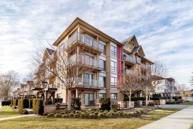 5811 177B Street #403, Surrey, BC V3S 4J4 (#R2413813) :: Ben D'Ovidio Personal Real Estate Corporation | Sutton Centre Realty