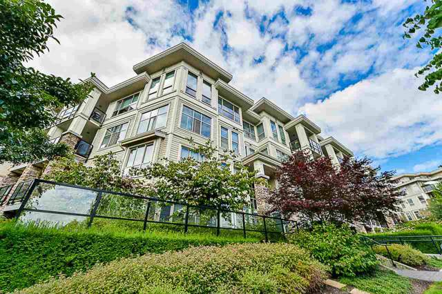 250 Francis Way #402, New Westminster, BC V3L 0E6 (#R2413843) :: Ben D'Ovidio Personal Real Estate Corporation | Sutton Centre Realty