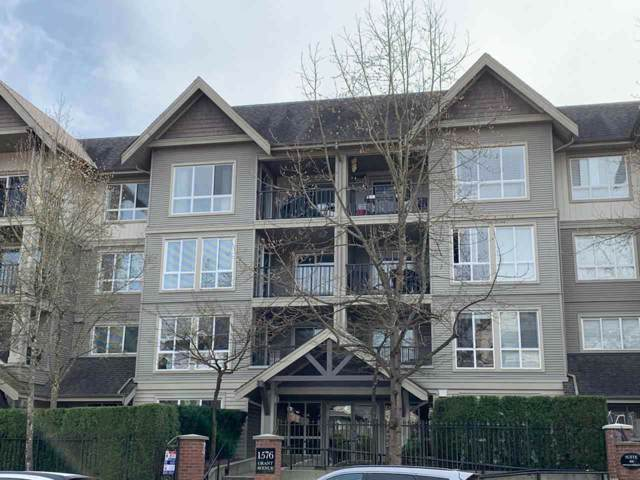 1576 Grant Avenue #406, Port Coquitlam, BC V3B 1P2 (#R2413876) :: Ben D'Ovidio Personal Real Estate Corporation | Sutton Centre Realty