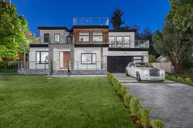 1588 Kerfoot Road, White Rock, BC V4B 3M1 (#R2413882) :: Ben D'Ovidio Personal Real Estate Corporation | Sutton Centre Realty
